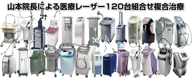 江戸川区 小岩 皮膚科の精美スキンケアクリニックの医療レーザー